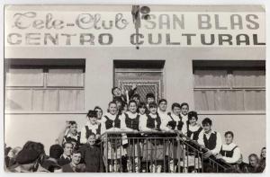 1970 - Danzantas y danzantes